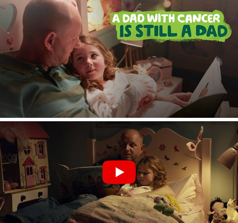 Macmillan Cancer Support YouTube Video
